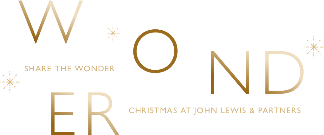Share the Wonder, Christmas at John Lewis & Partners
