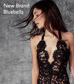 New Brand:  Bluebella