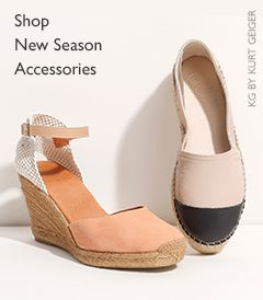 Shop New Season Accessories