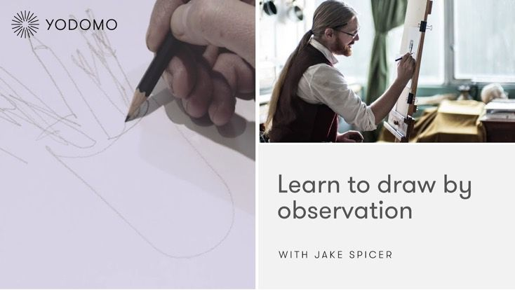 Time to hone your drawing skills