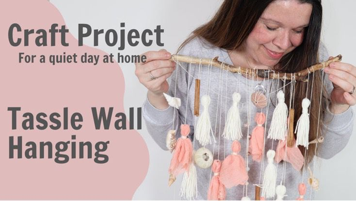 Tips for up-cycled wall hangings