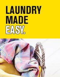 Laundry made easy