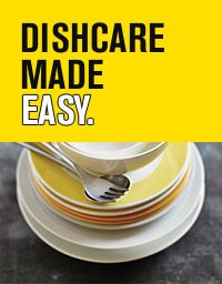 Dishcare made easy