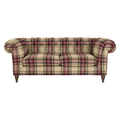 Cromwell Range, John Lewis & Partners Cromwell Chesterfield Large 3 Seater Sofa