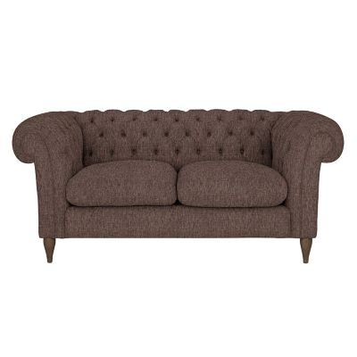 John Lewis & Partners Cromwell Chesterfield Small 2 Seater Sofa