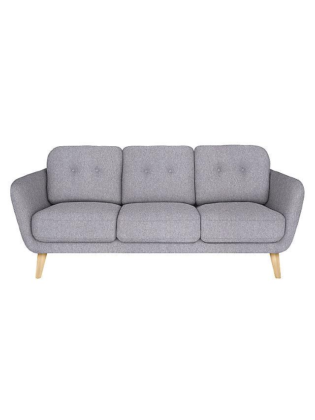 John Lewis Arlo Large 3 Seater Sofa