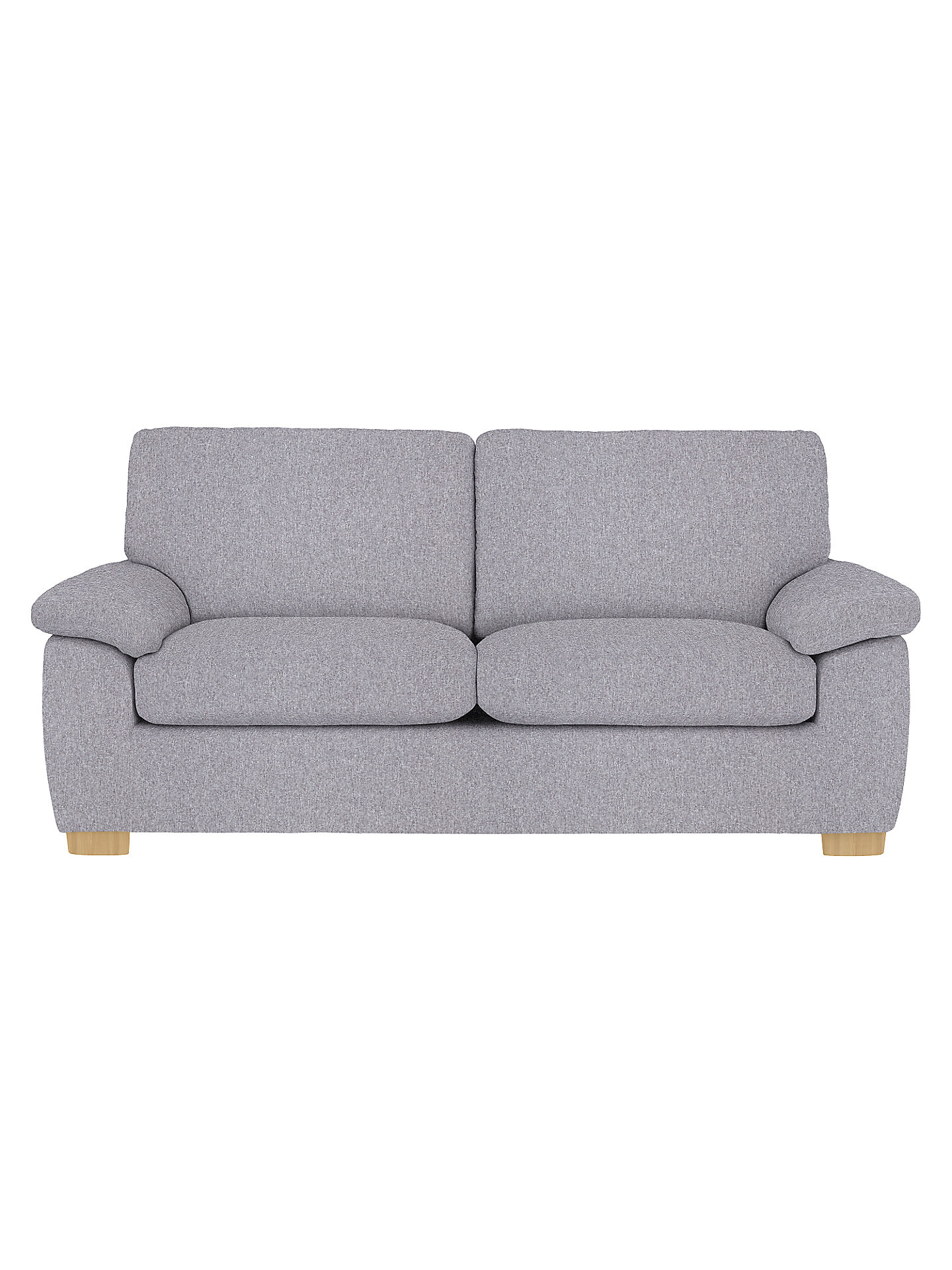 Buy John Lewis & Partners Camden Large 3 Seater Sofa Online at johnlewis.com