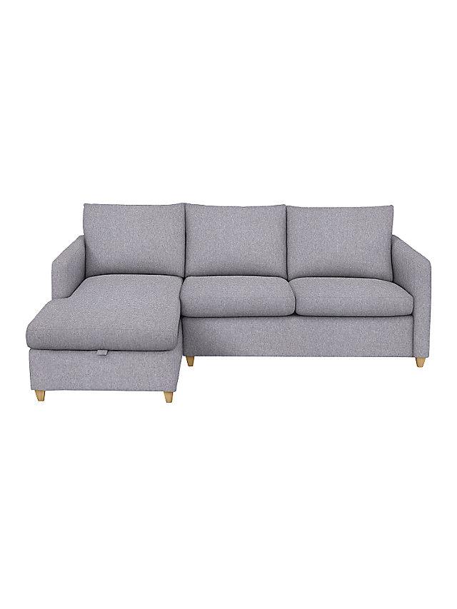 Bailey Lhf Chaise End Sofa Bed