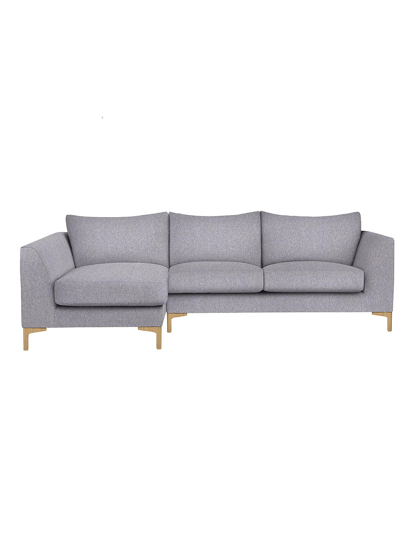 Buy John Lewis & Partners Belgrave LHF Chaise End Sofa Online at johnlewis.com