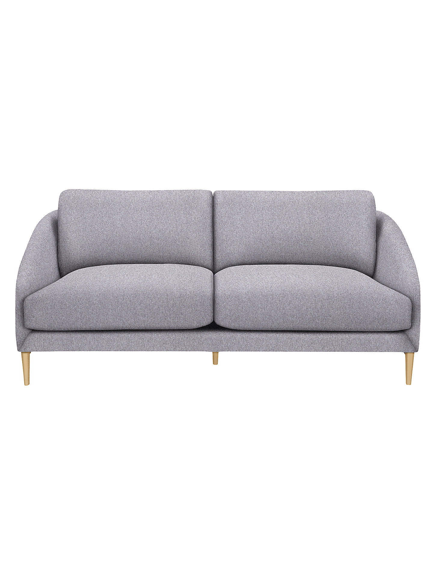 Pleasant John Lewis Partners Cape Large 3 Seater Sofa Theyellowbook Wood Chair Design Ideas Theyellowbookinfo