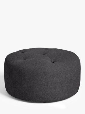 Button Range, John Lewis & Partners Button Footstool, Standard