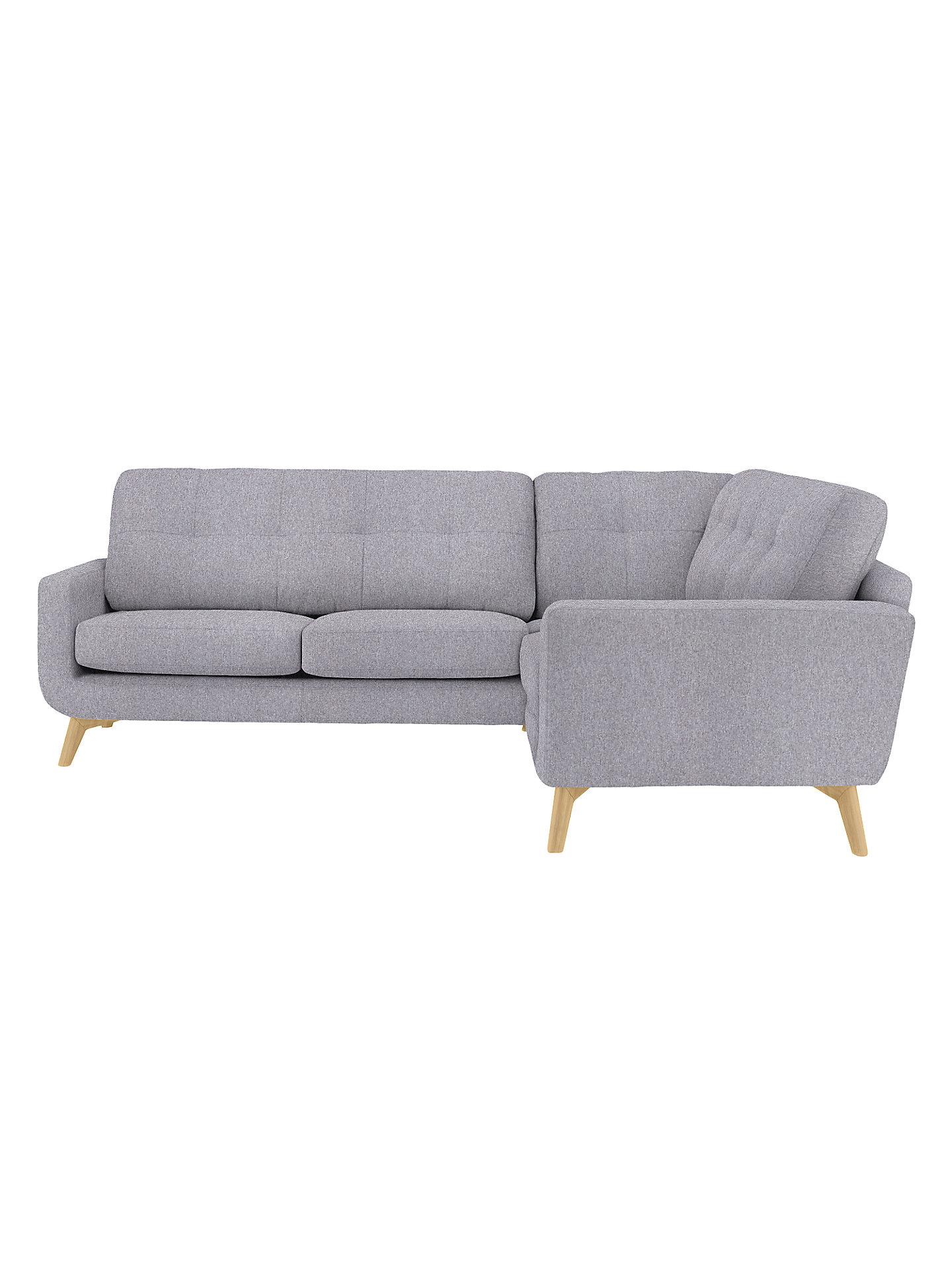 Buy John Lewis & Partners Barbican RHF Corner End Sofa Online at johnlewis.com