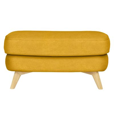 John Lewis & Partners Barbican Rectangular Footstool