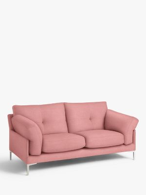 John Lewis & Partners Java II Medium 2 Seater Sofa, Metal Leg