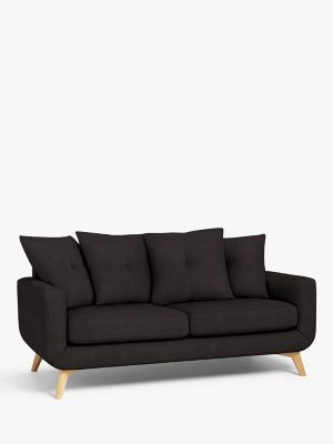 John Lewis & Partners Barbican Pillow Back Medium 2 Seater Sofa