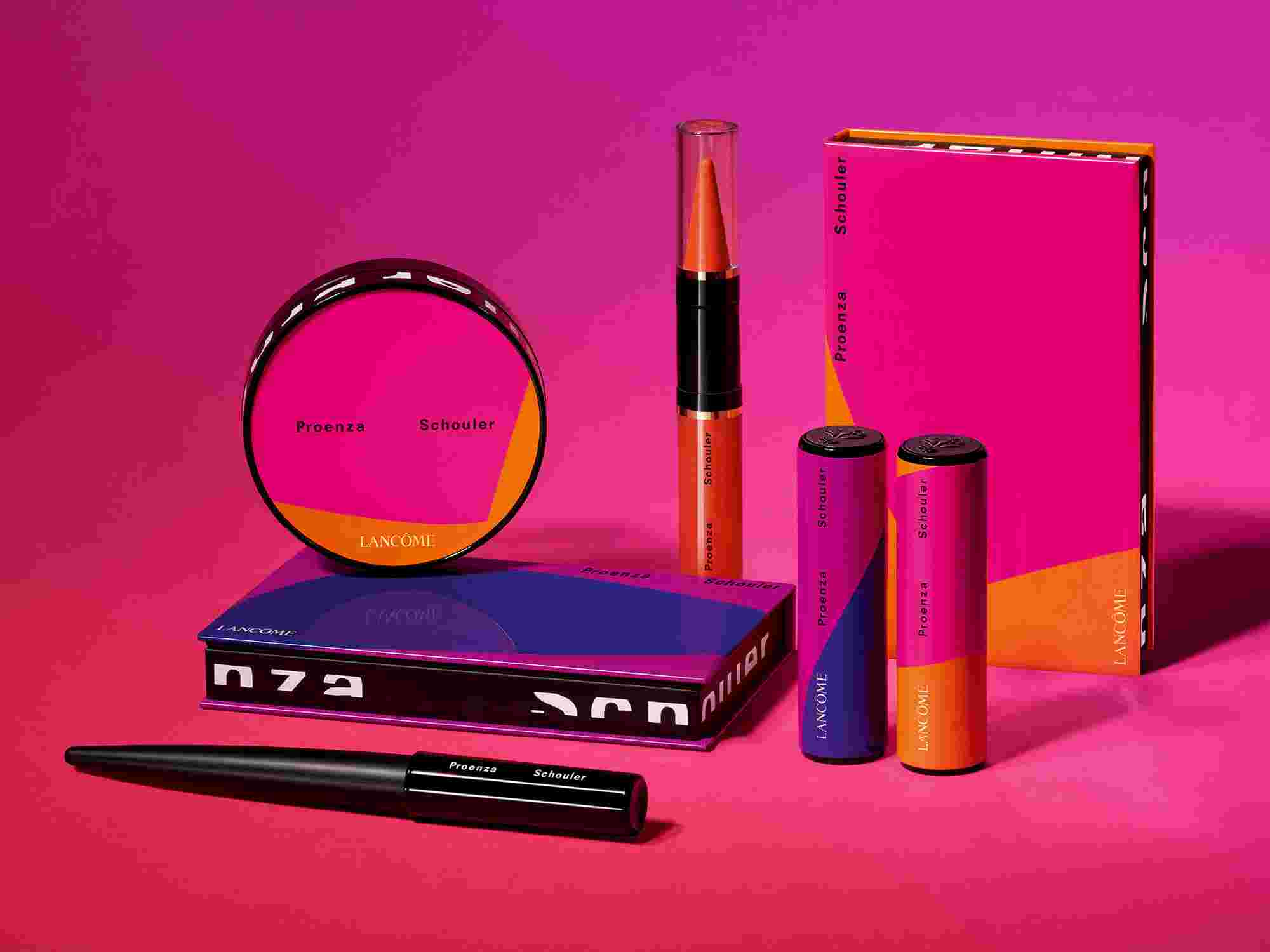 The new collection that's perfect for mastering bold make-up