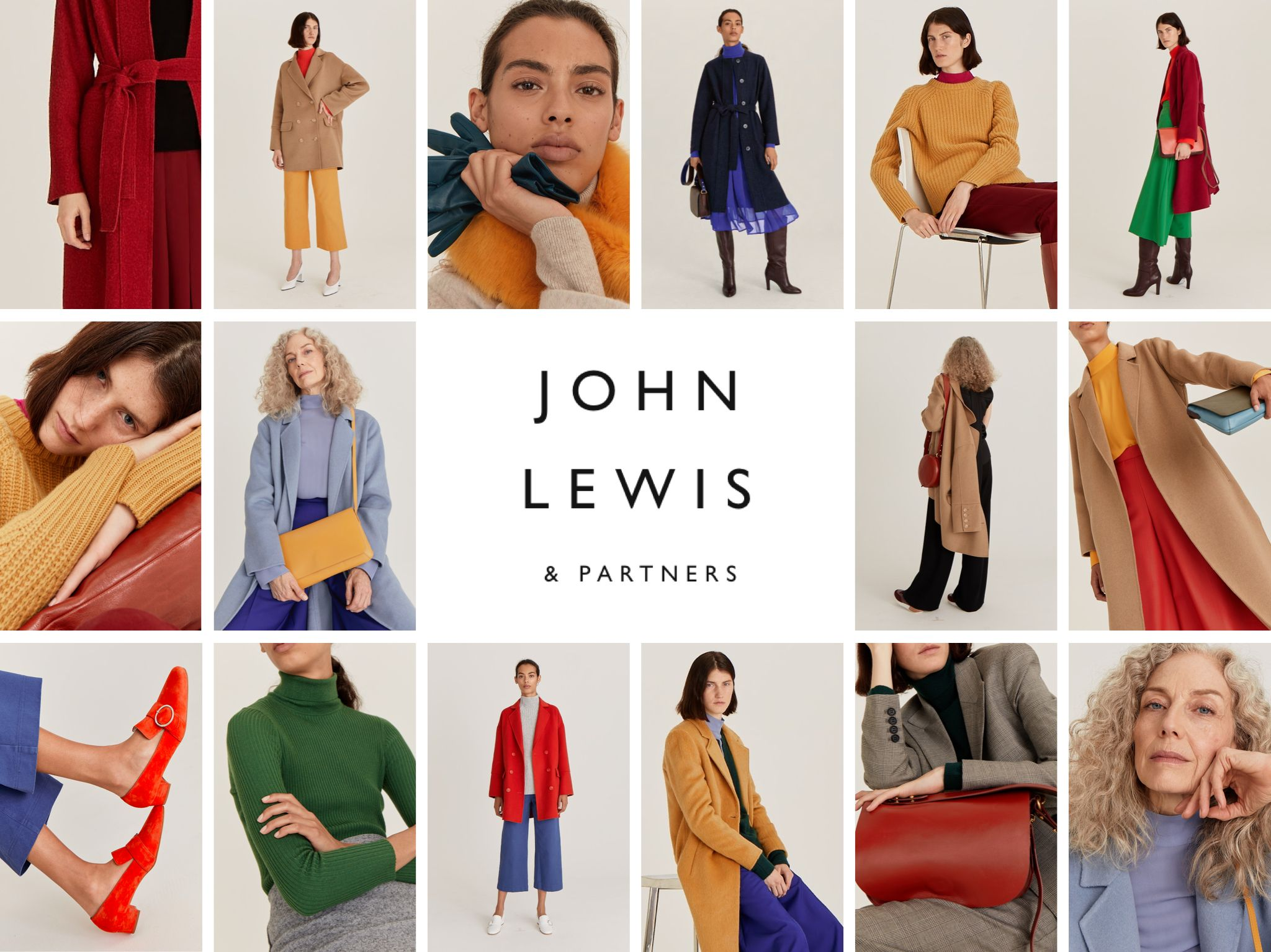 John Lewis & Partners new womenswear collection
