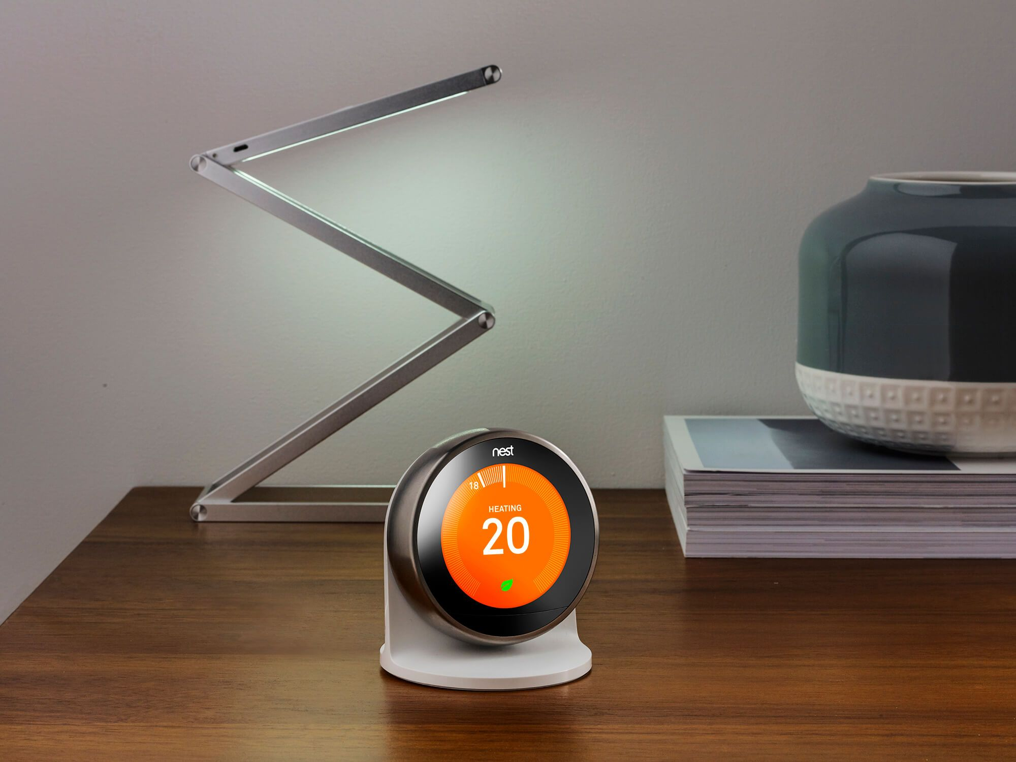 Smart home nest