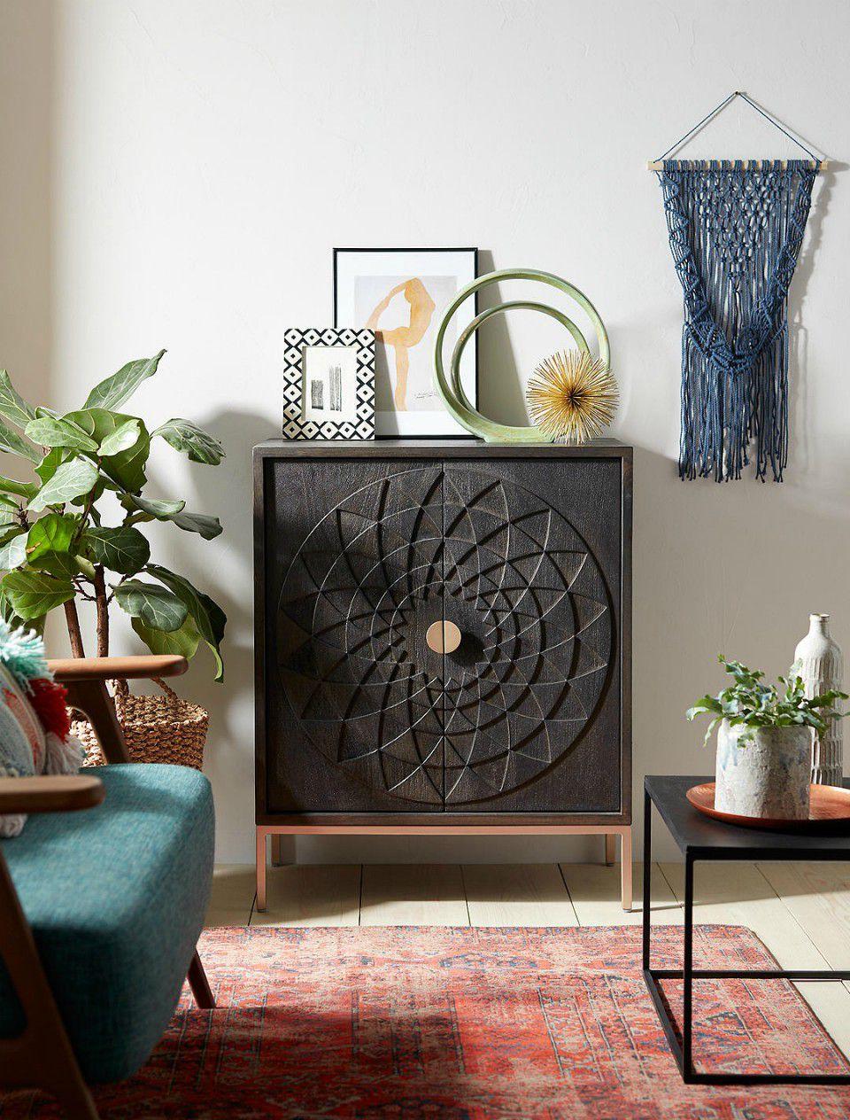 Wellbeing storage cabinet