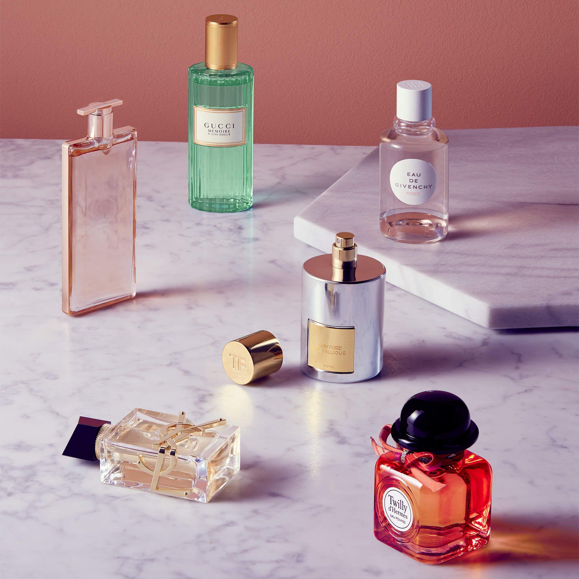 Autumn fragrance group shot