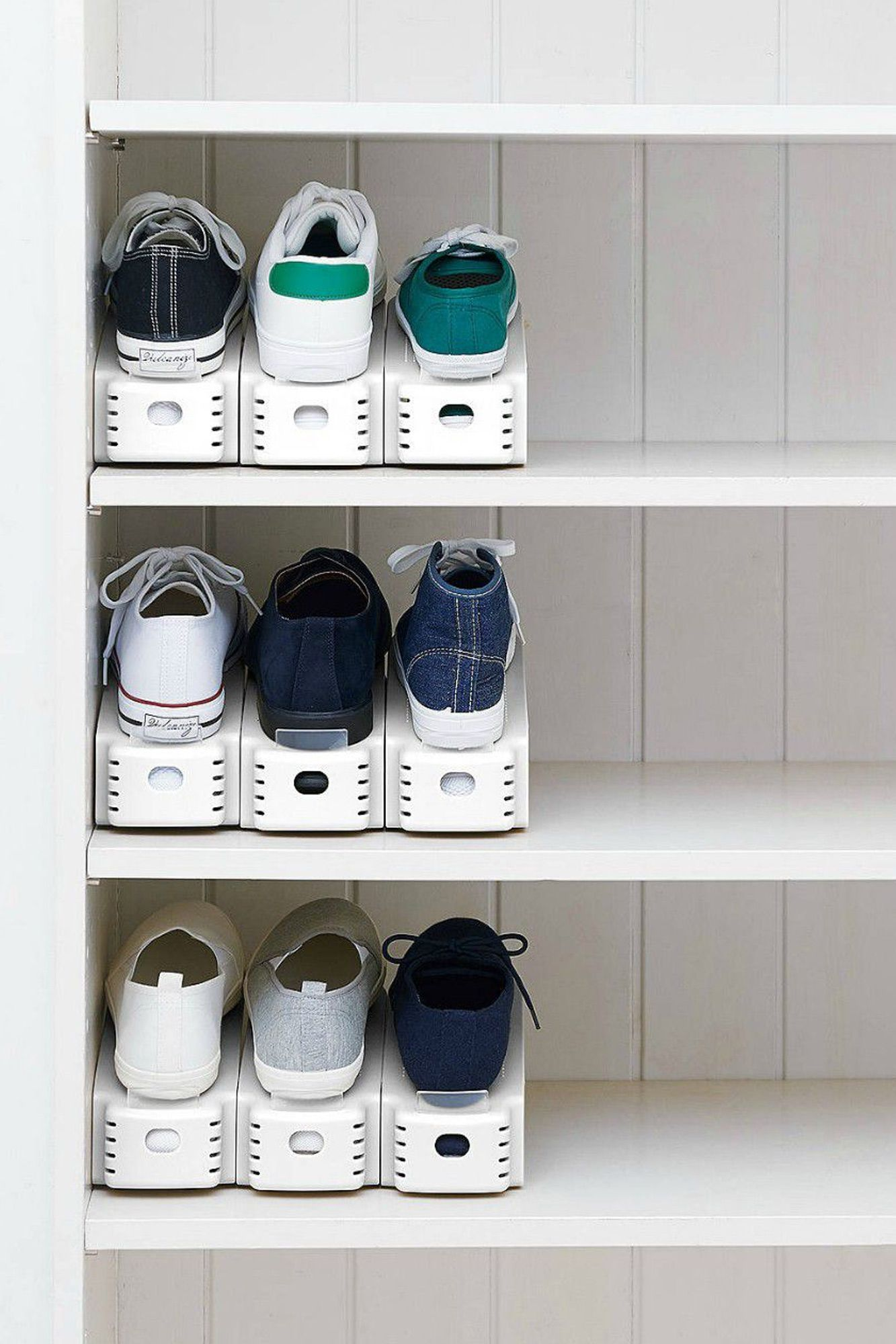 Storage shoes