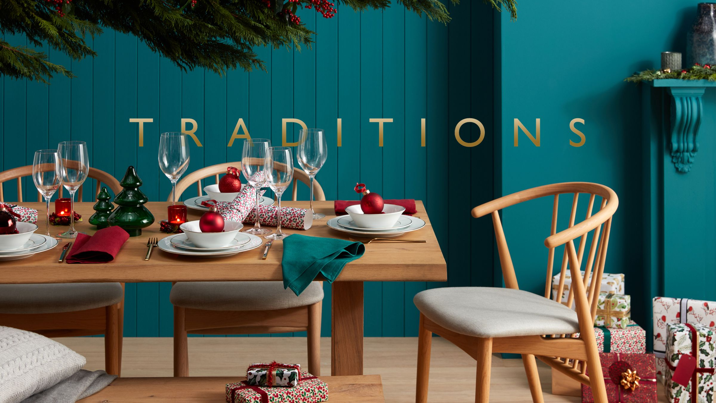 Christmas Trends - The Traditions