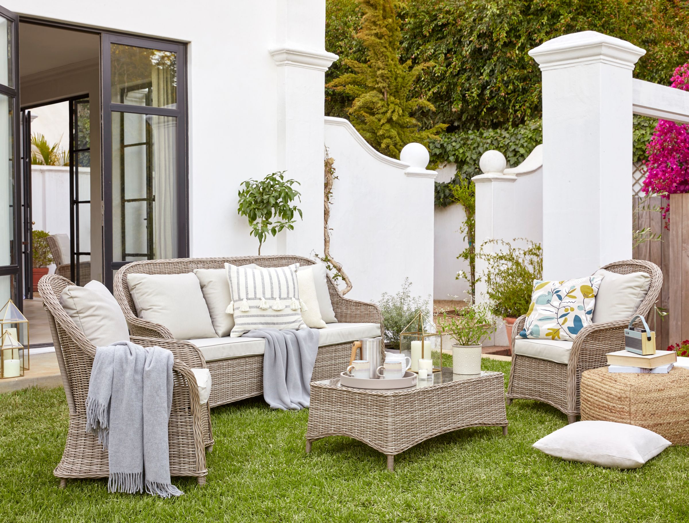 how to add colour to your garden