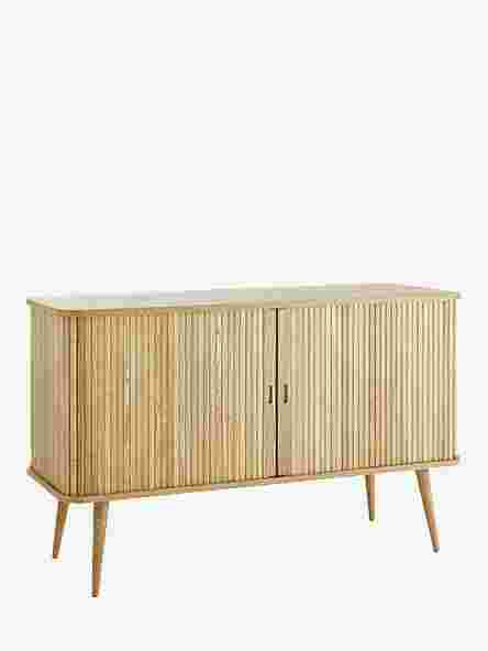 John Lewis & Partners Grayson Storage Sideboard, Natural