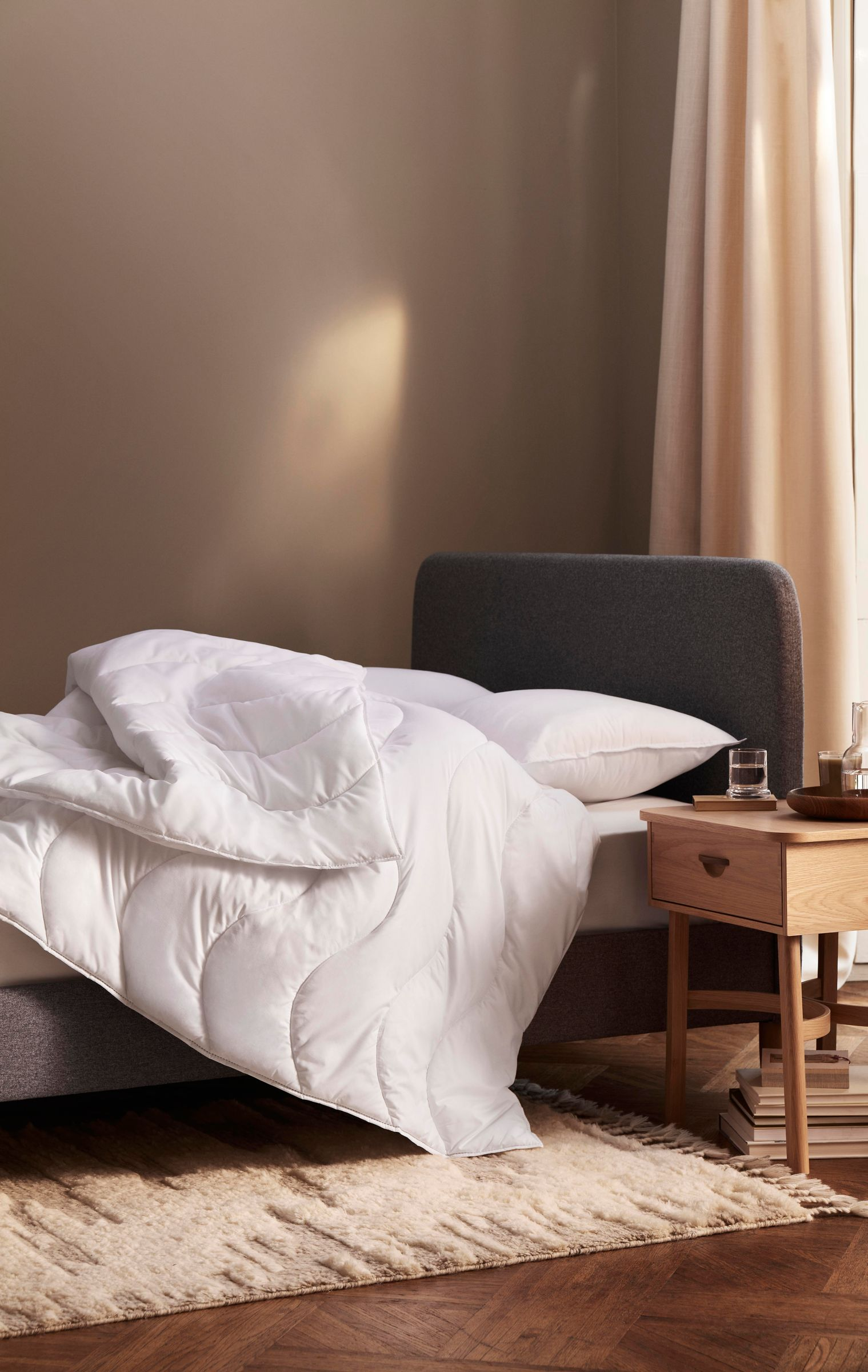 how to optimise bedroom for sleep