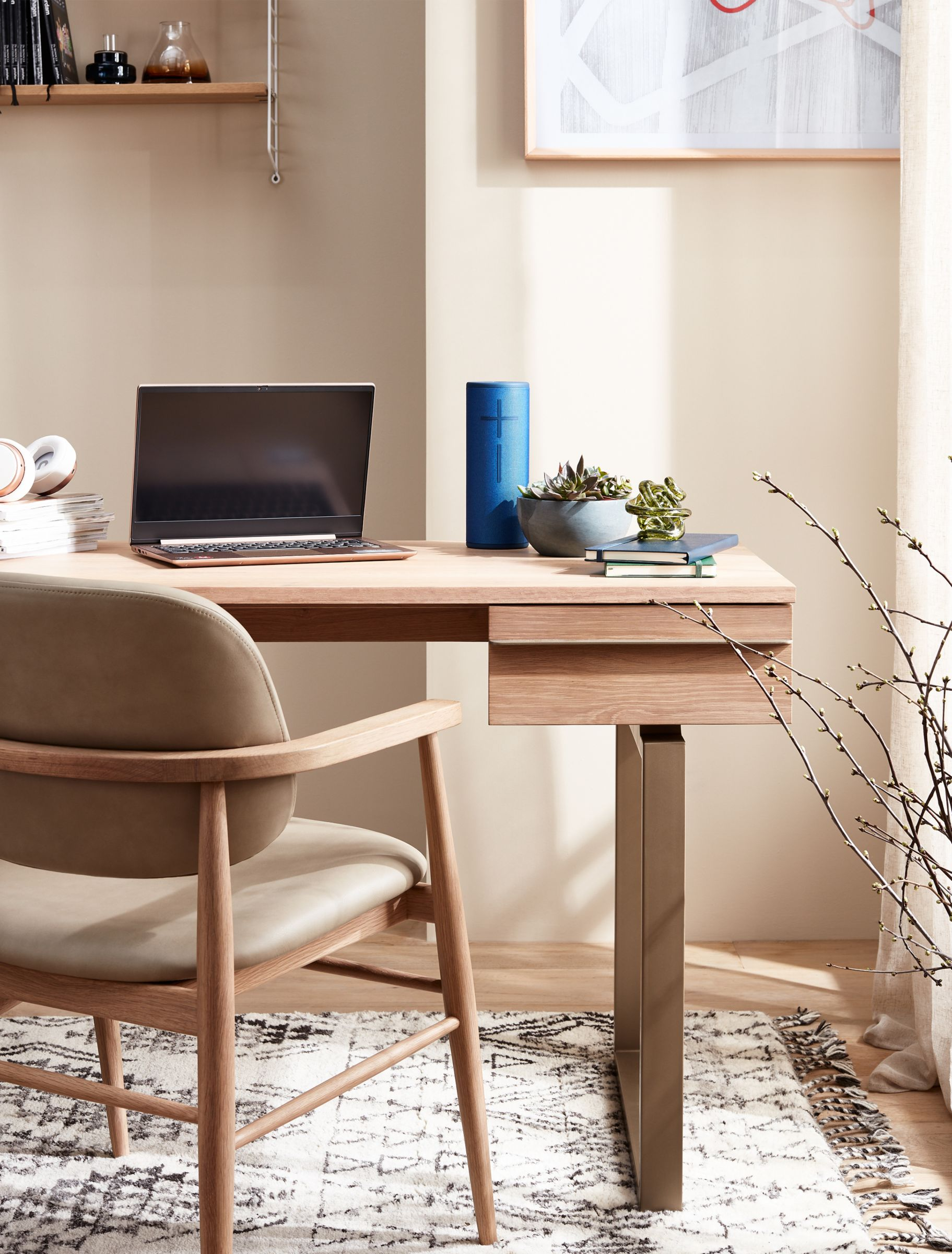 How to design a home office that is practical and stylish
