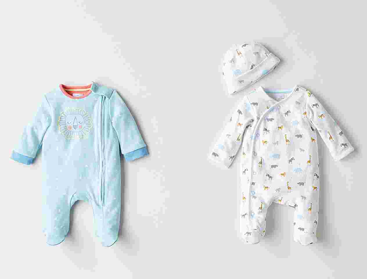 Hospital bag checklist babygrows