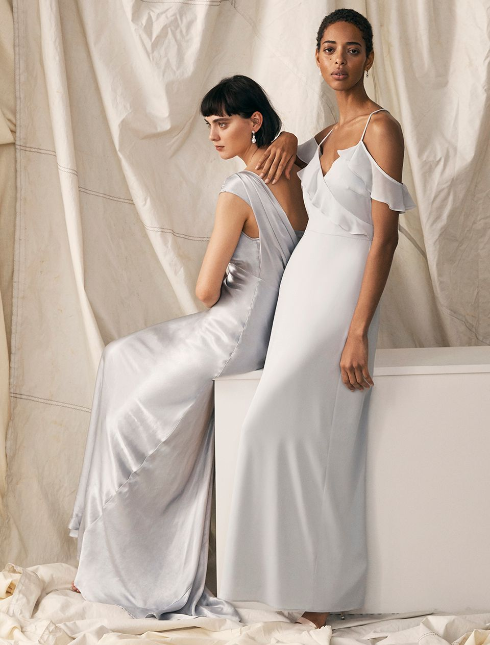 71485b7099c Duck Egg Blue Bridesmaid Dress Uk