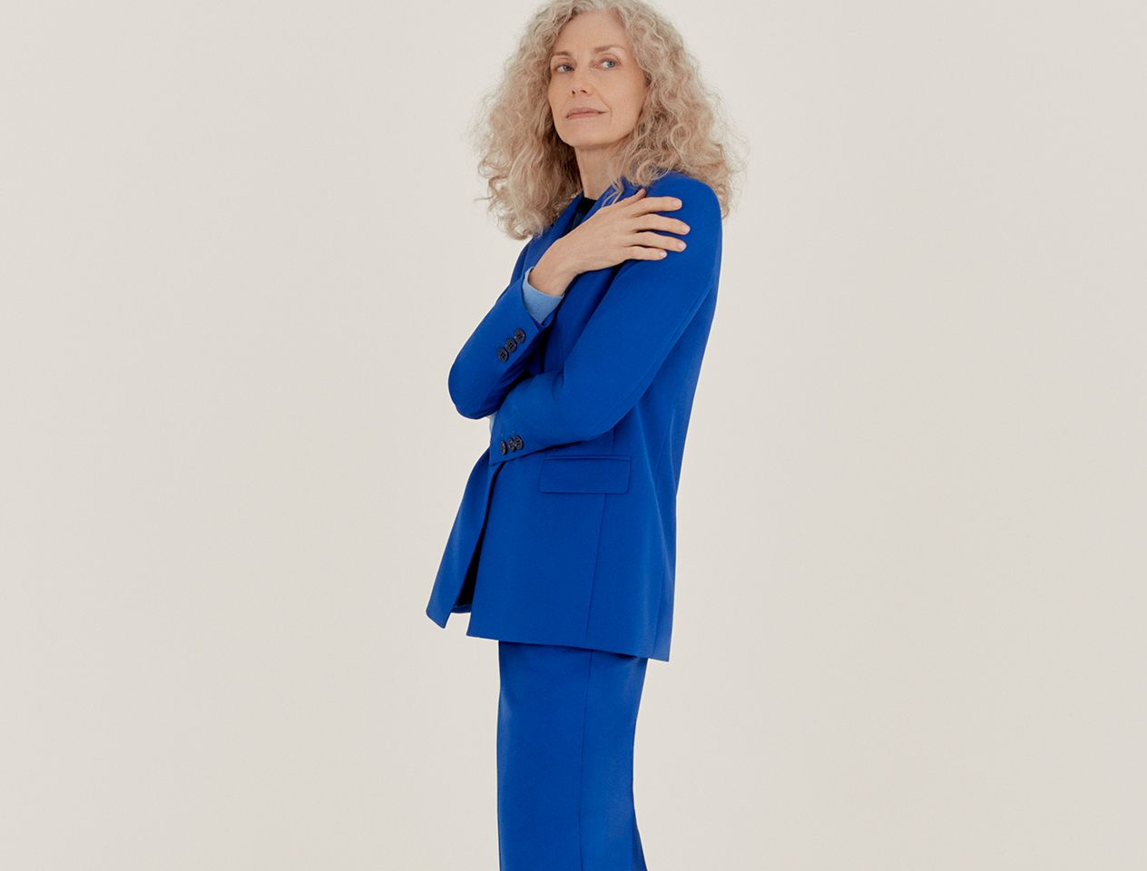 7f05ad24ef42e How to wear a trouser suit, whatever your style