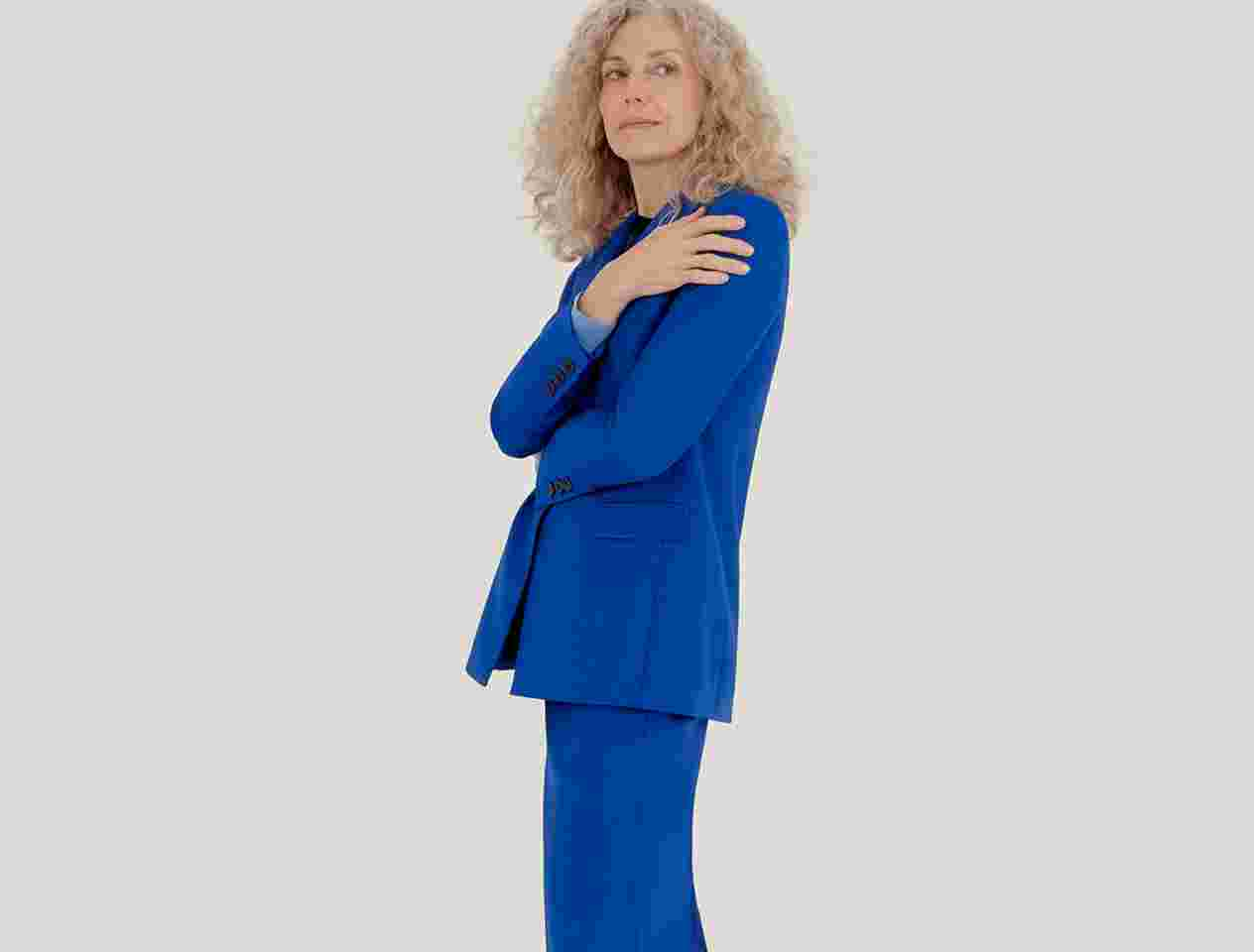 Why a trouser suit is easier to wear than you may think