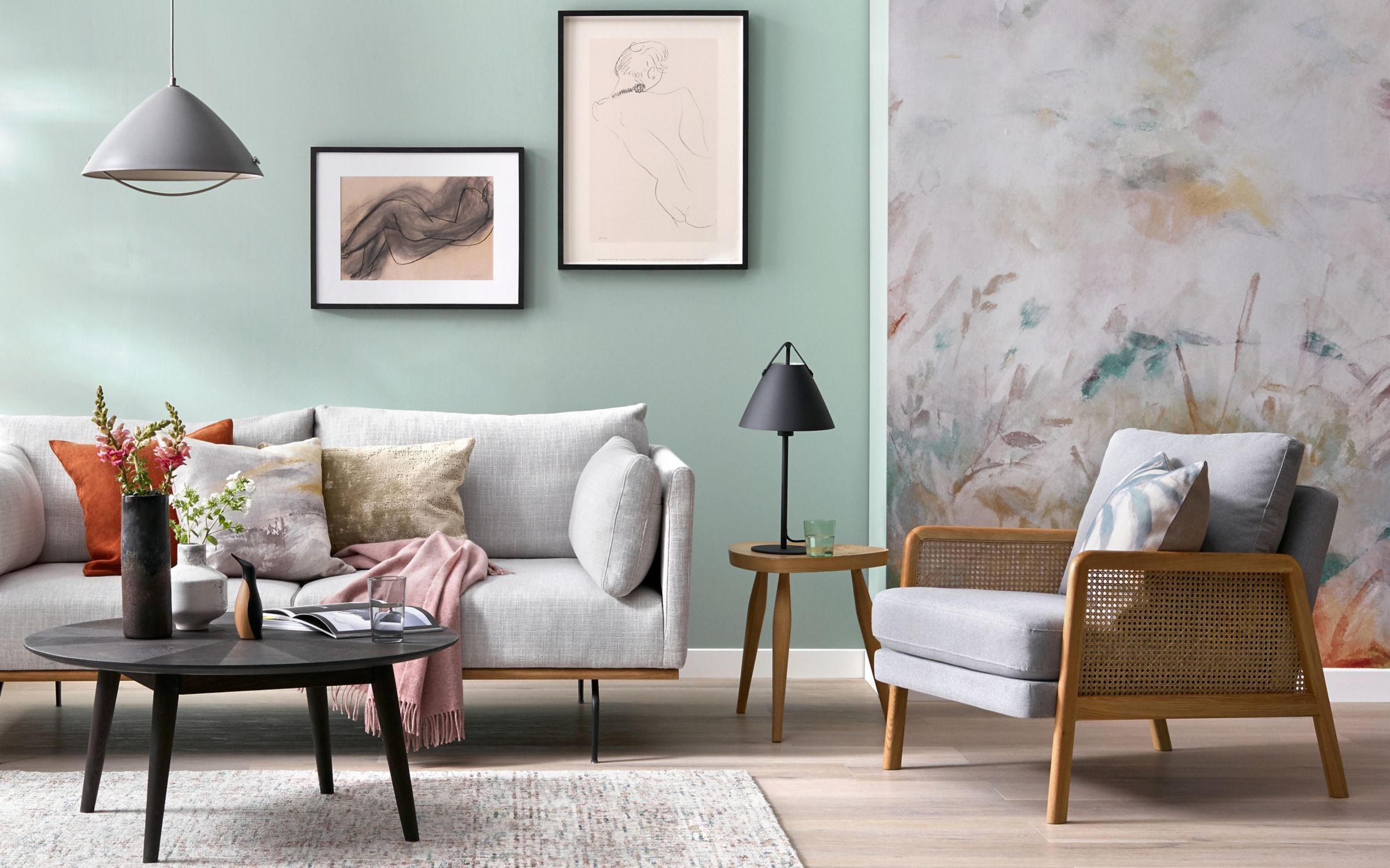 Picture of: What To Put On Coffee Tables To Transform Your Living Space John Lewis Partners
