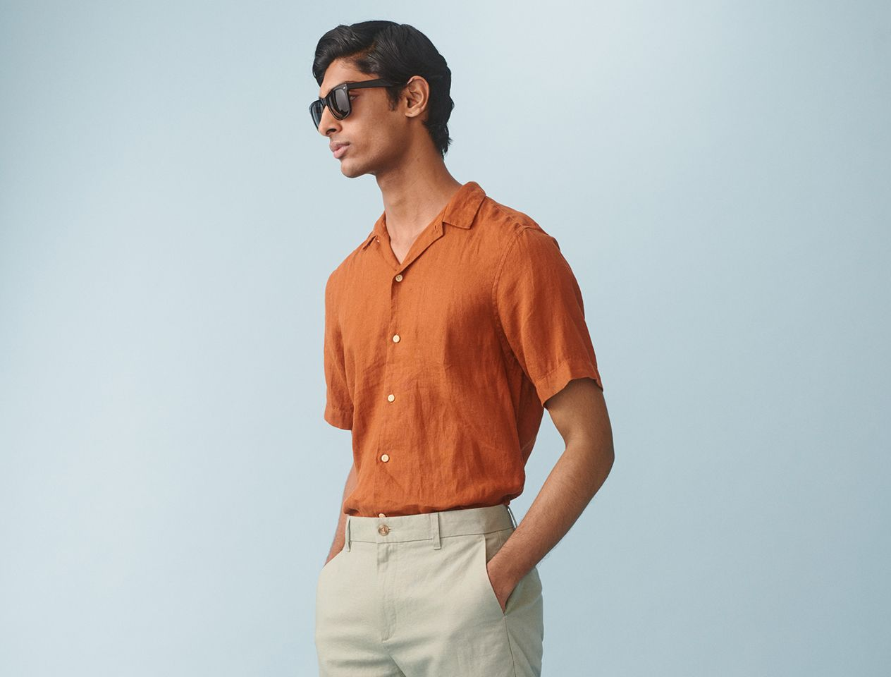 Summer wardrobe essentials for men
