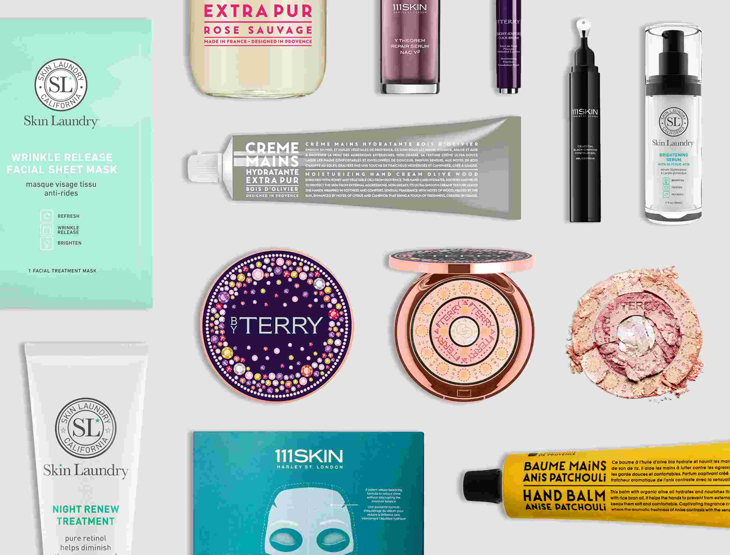New Beauty Brands