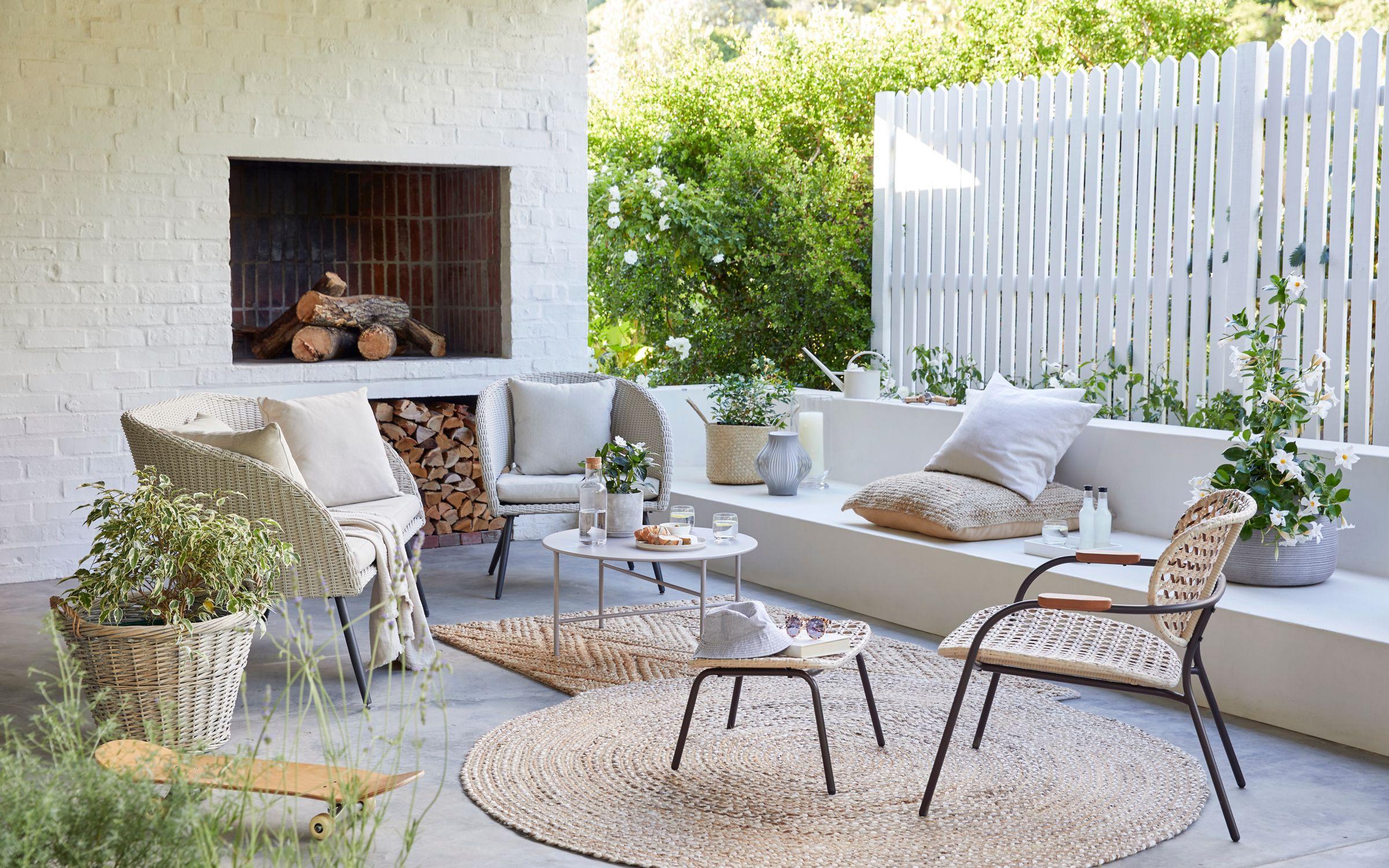 Outdoor Living Room John Lewis Partners