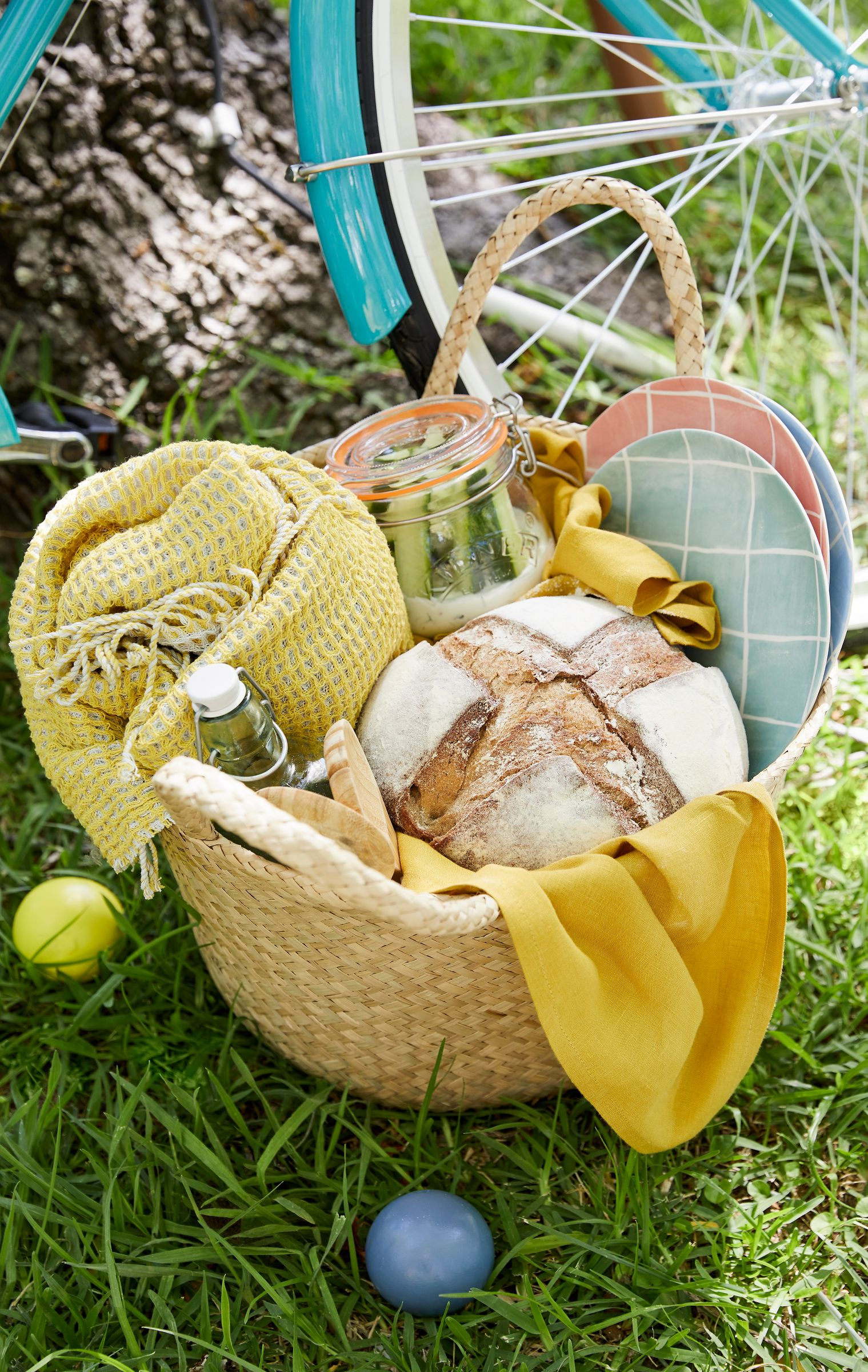 Picnic ideas Basket