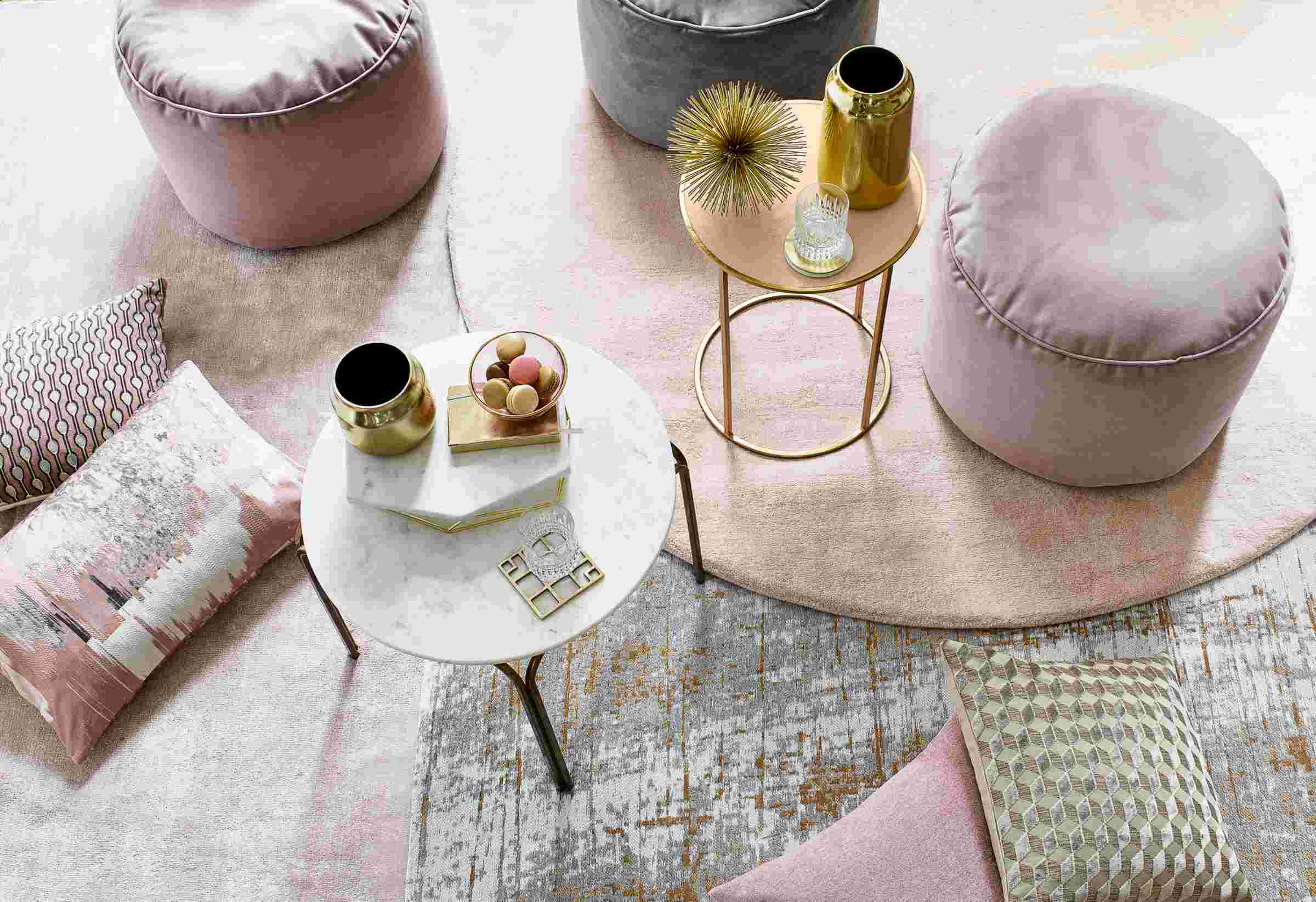 Why millennial pink is the new neutral interior stylists love