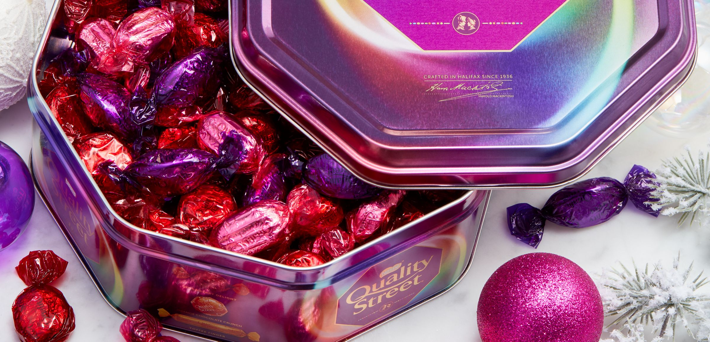 How To Customise Quality Street At John Lewis And Partners