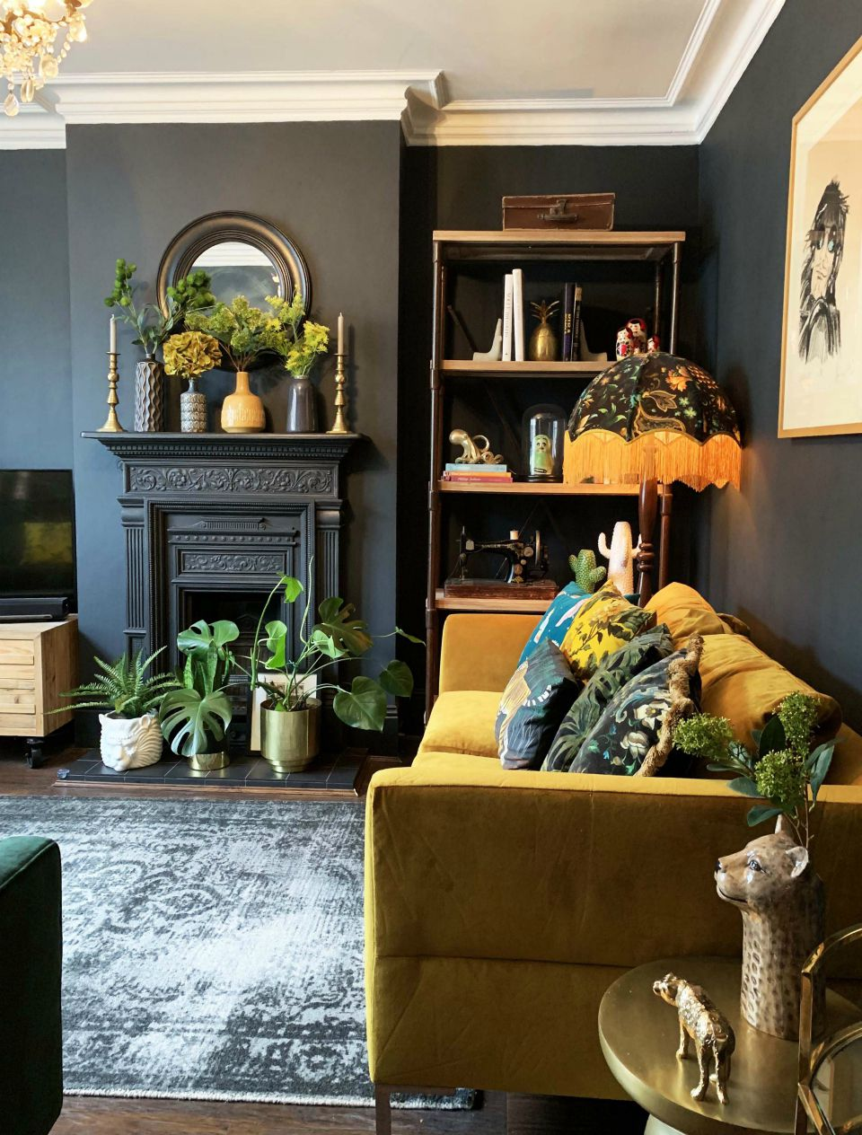 room for living house lust