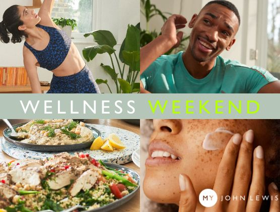 Expert-led wellness events to help you recharge