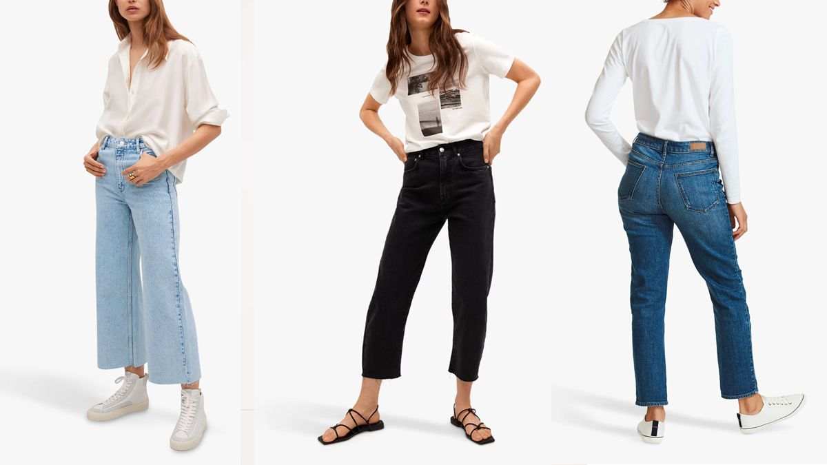 Most wanted: summer jeans
